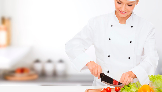 Cozinheira para Residências