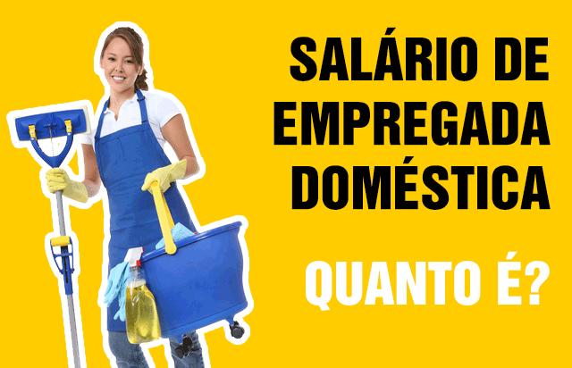 Quanto custa ter uma empregada doméstica em São Paulo