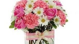 Roses, Gerberas N Carnations