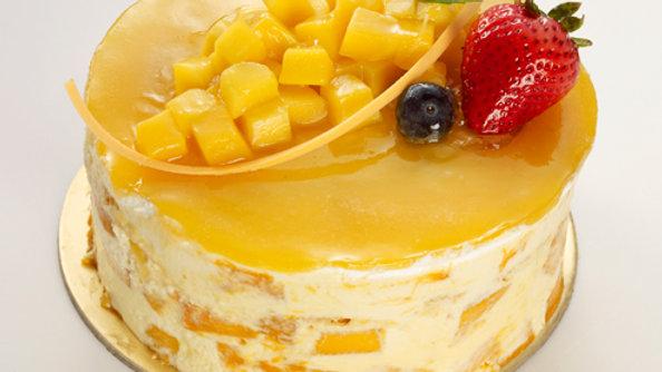Mango Cheese Cake
