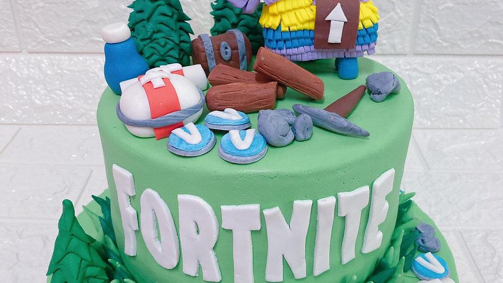 8 inch cake Birthday cake