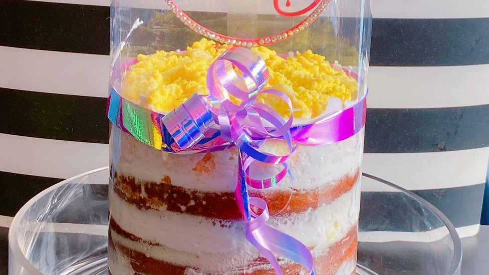 7 inch Pull Me Up Cake