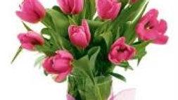 10 Tulips Vase
