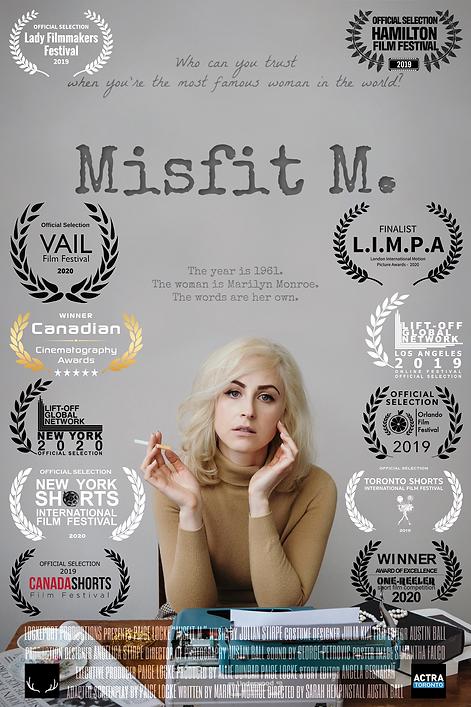 'Misfit M.' Laurels updated february 202
