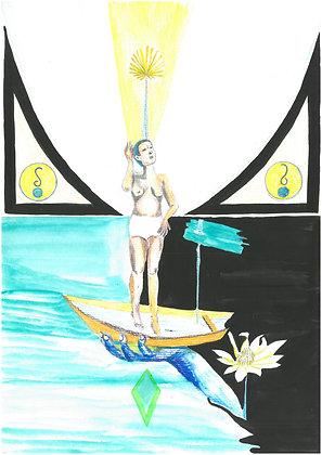 Minhas águas são possíveis de Navegar