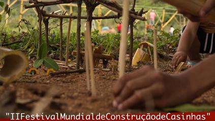 II Festival Mundial de Construção de Casinhas