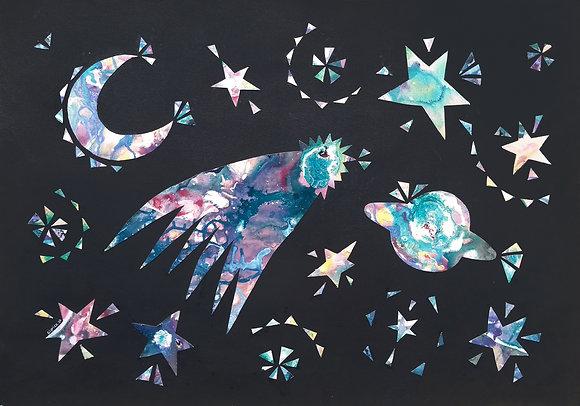 Geração 86: o ano do cometa Halley