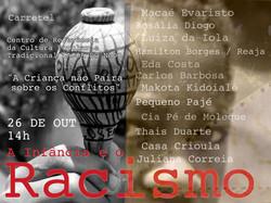 """""""A infância e o Racismo"""""""