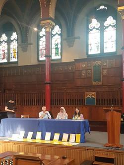 Panel on women emporment