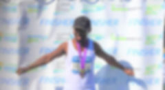 ks medal at Richmond Marathon 2018 (2).j