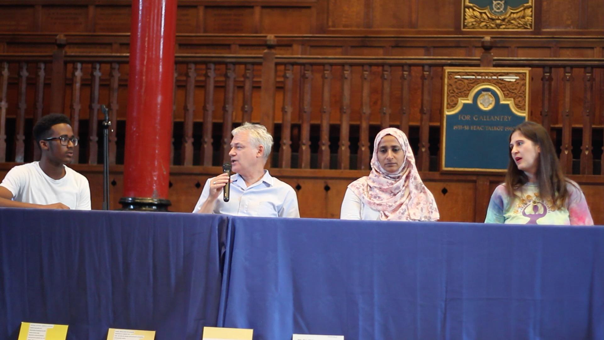Event  Panel FGM