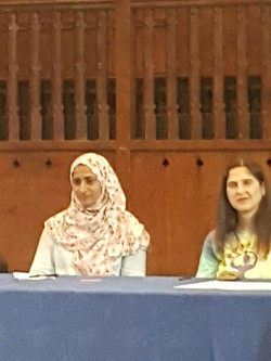 Panel: with Harrow Women Centre
