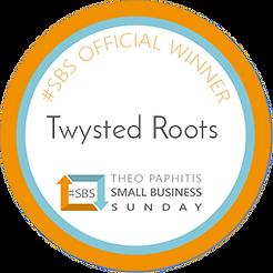 SBS winners badge
