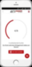 Fleischer-App / Metzger-App Stempelkarte Bonuskarte gesammelte Punkte sehen