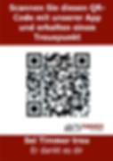 Fleischer-App / Metzger-App Stempelkarte Bonuskarte QR-Code scannen