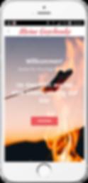 Fleischer-App / Metzger-App Registrierung Willkommensgeschenk