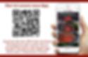 Werbekarte für die Fleischer-App / Metzger-App, Vorderseite