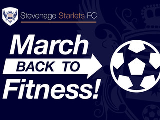 March Back to Fitness!