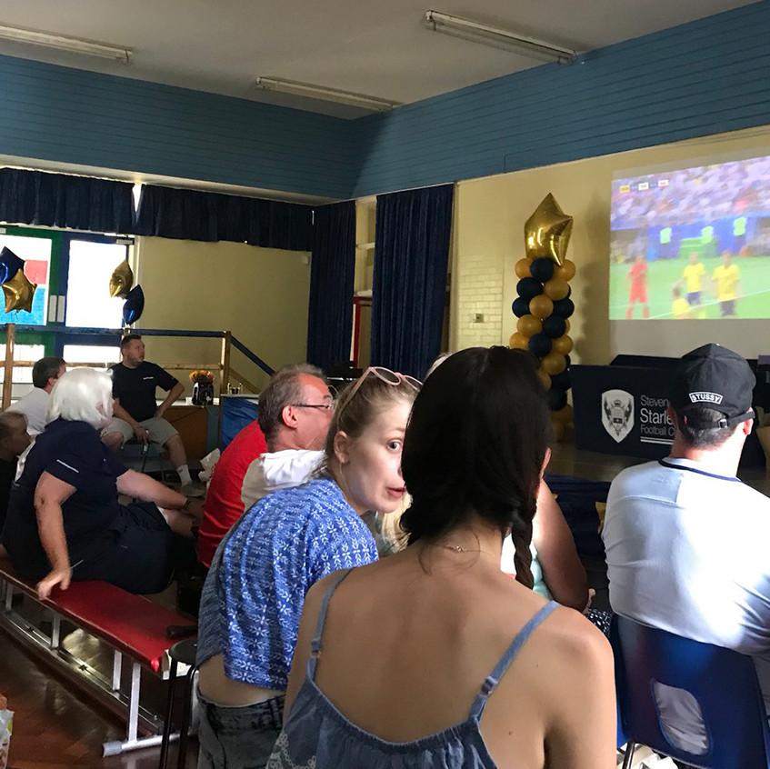 Starlets FC Presentation Day 2018