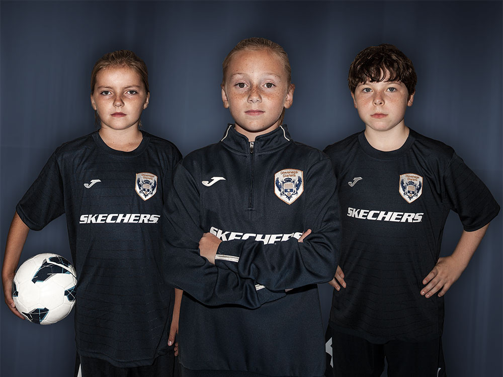 Stevenage Starlets FC Kit Launch