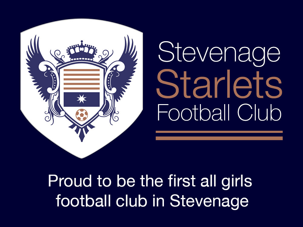 Stevenage Starlets FC - Proud to be the first all girls football club in Stevenage