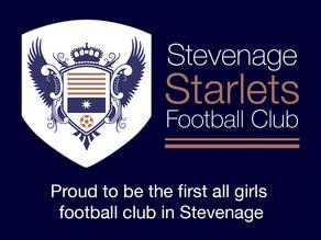We Are Stevenage Starlets Football Club