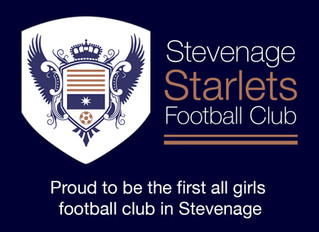 We Are Stevenage Starlets Football Club