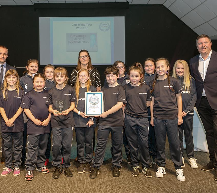 Comet Sports Award Winners
