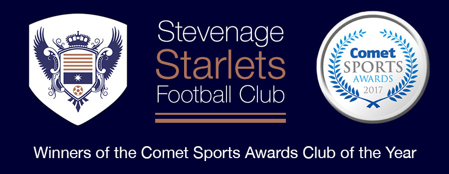 Starlets FC - Winners of the Comet Sports Awards Club of the Year
