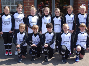 Starlets FC at the FAWPL Cup Final