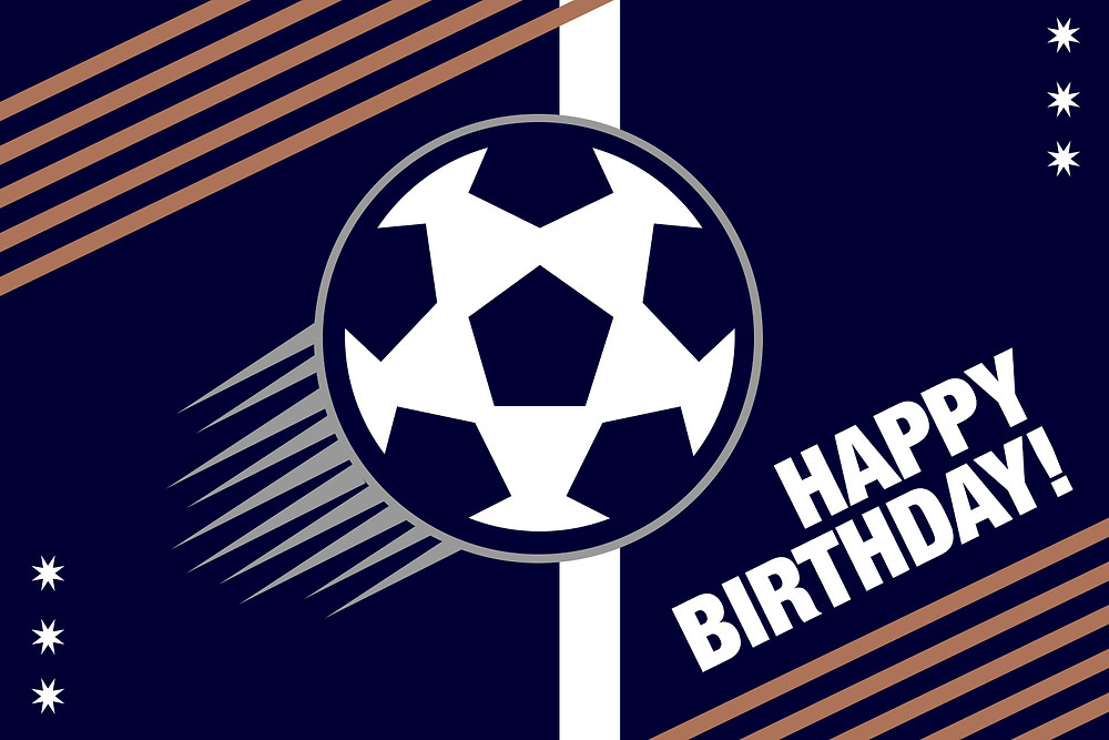 Happy Birthday Starlets FC