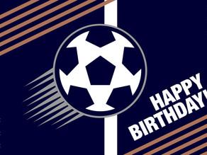 Happy Birthday Starlets FC!