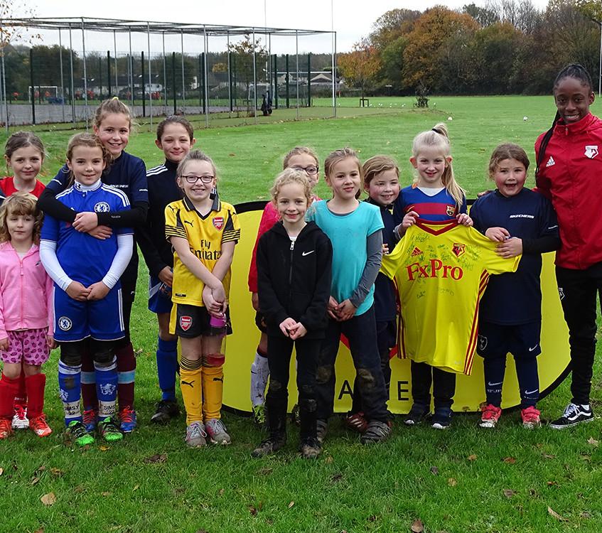 Girls' Football Week
