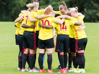 We're a Watford Ladies FC Sister Club