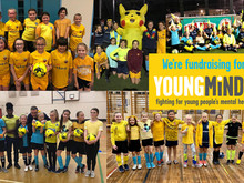 Starlets Kick Off Support for YoungMinds