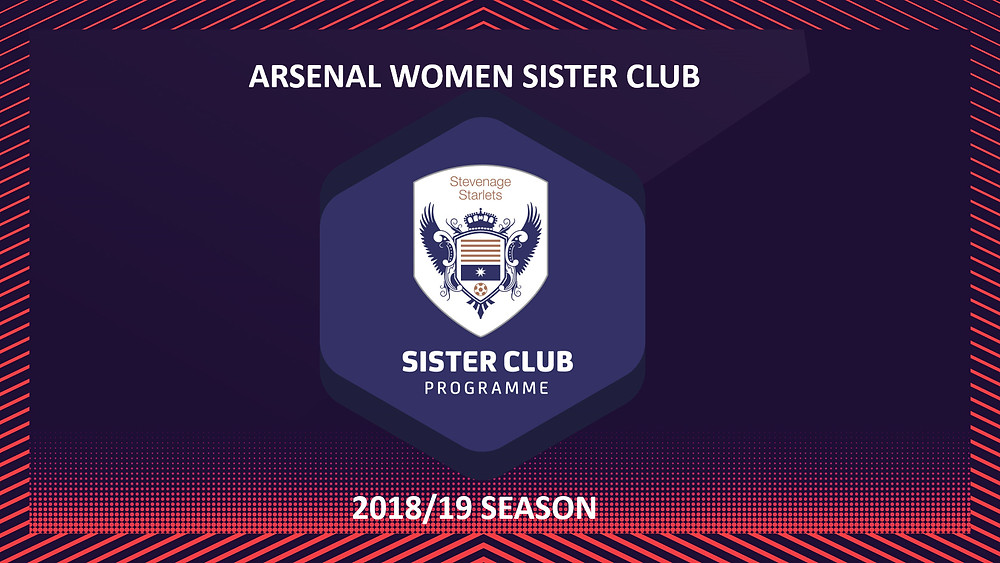 Arsenal Women FC Sister Club
