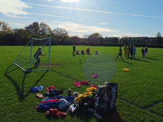 Half Term Football Camps for Girls