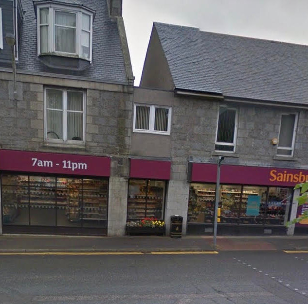 Sainsburys Scotland