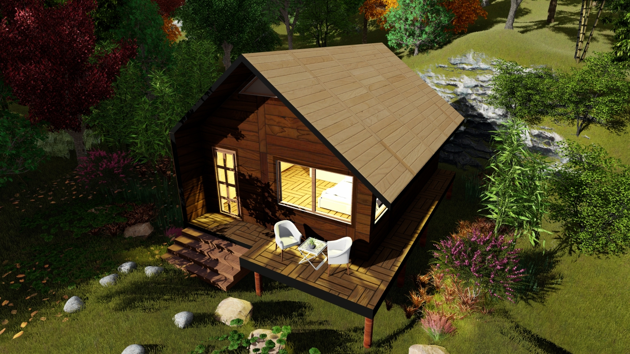F3 Cabin
