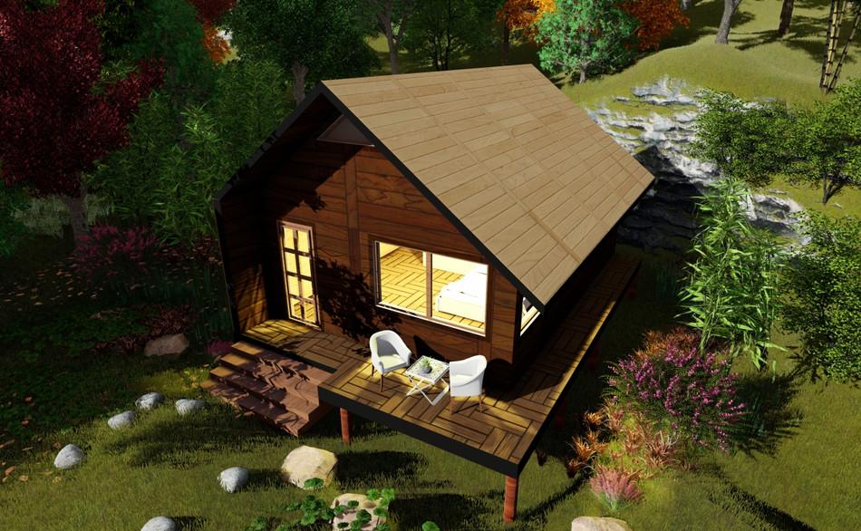 F3 Cabin 2