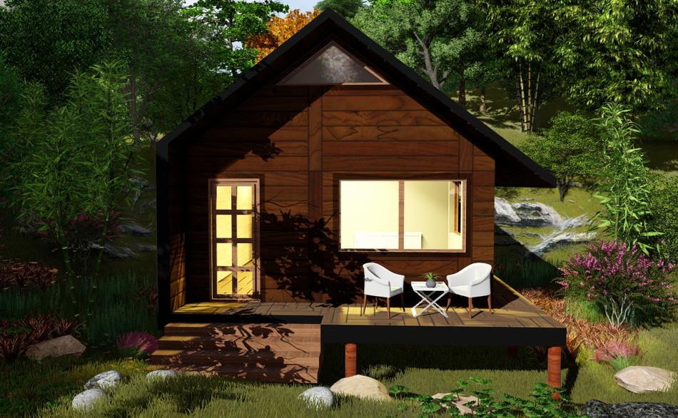 F3 Cabin 3