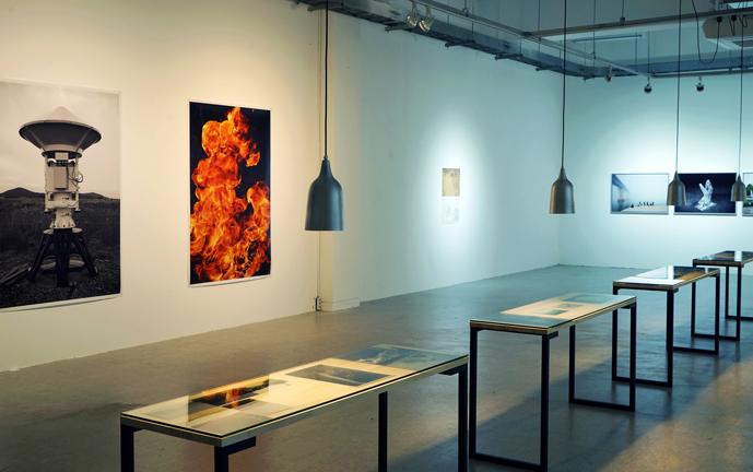 GCC Solo exhibition-2015-1