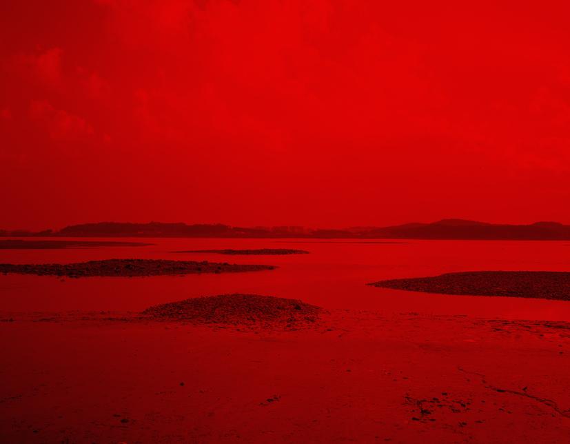 Redscape-17, 120x150cm, C print, 2013