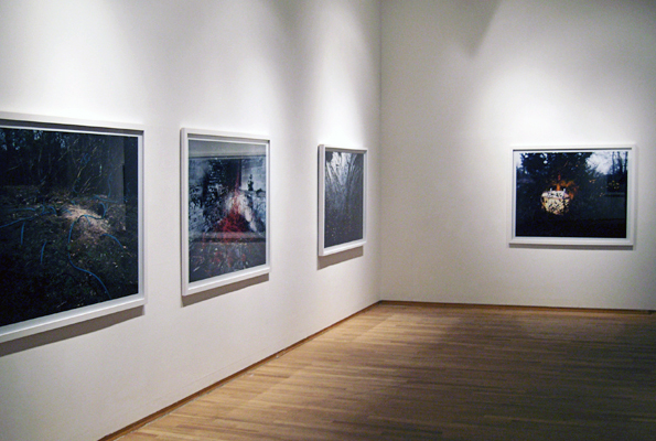 Kumho Museum of Art Solo Exhibition view 2006-2