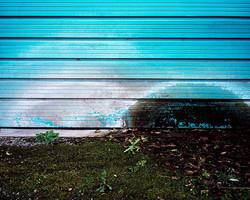 Tenseless-17,A garage, C print, 100x75cm, 2005