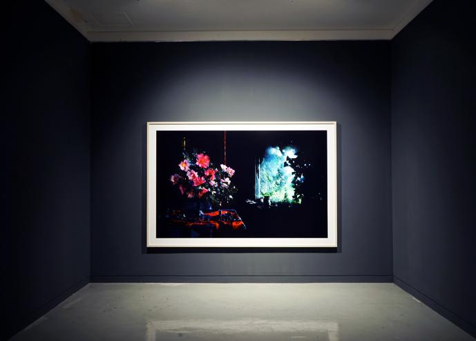 Gallery zandari Solo exhibition 2016-2
