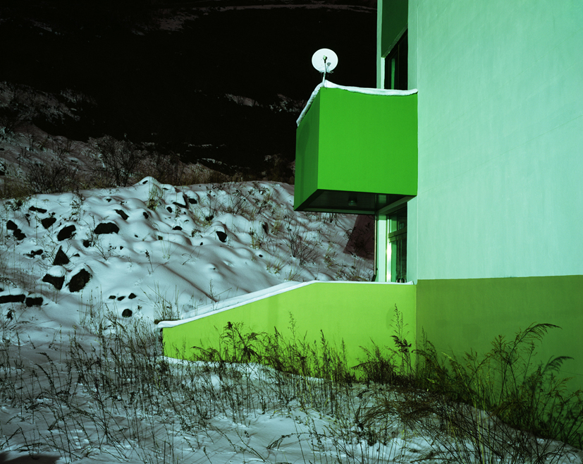 Tenseless-47, No where, 2008, 103x130cm, C print