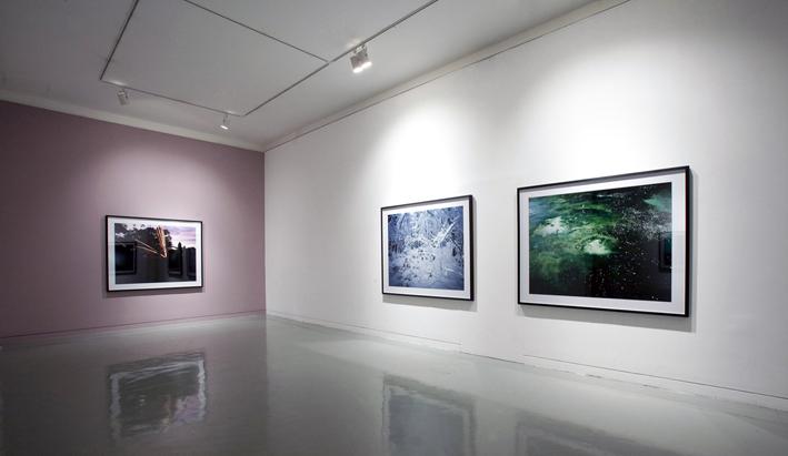 Gallery zandari Solo exhibition 2008-2