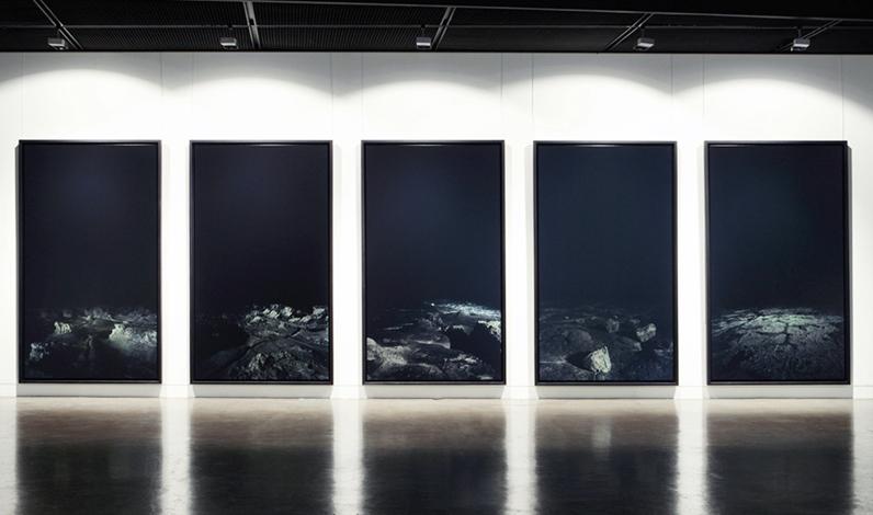 Gana Insa art center Solo exhibition 2011-2