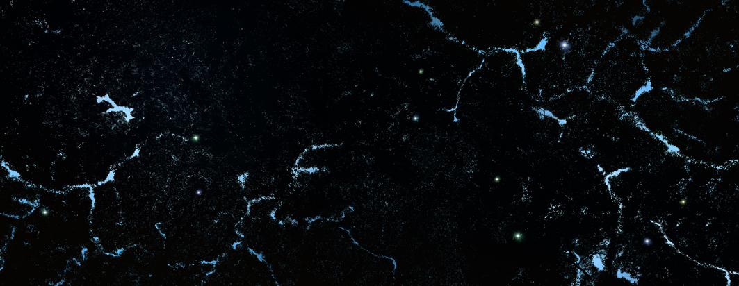 Cosmos for GD(Leo), 116x300cm, C print, 2015